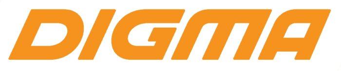 Digma logo, logotype