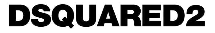 Dsquared2 logo, wordmark, logotype