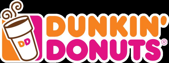 Dunkin' Donuts logo, logotype