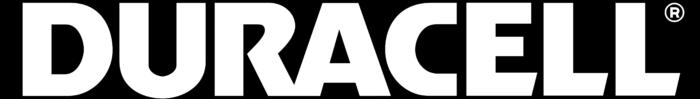 Duracell logotype, black