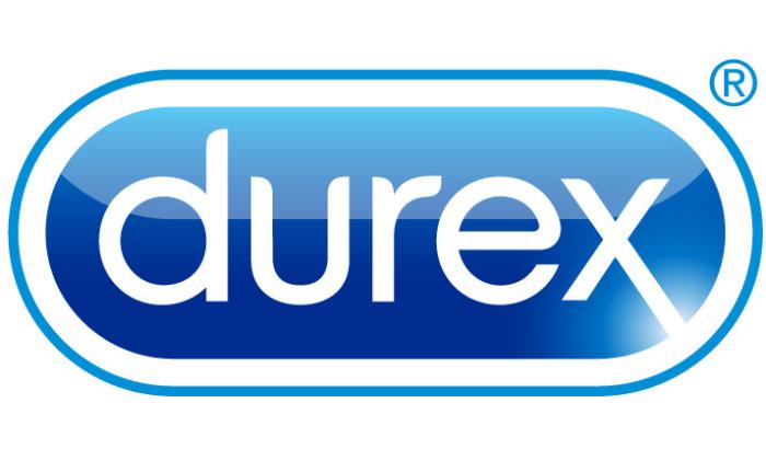 Durex logo, logotype