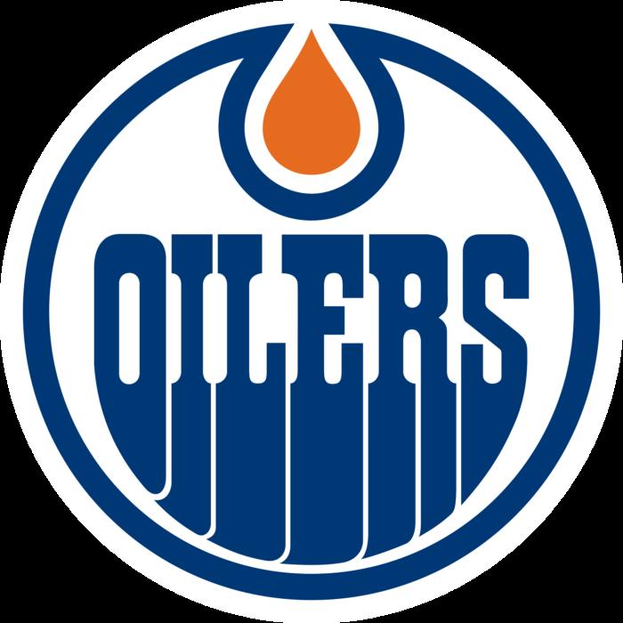 Edmonton Oilers logo, emblem, logotype