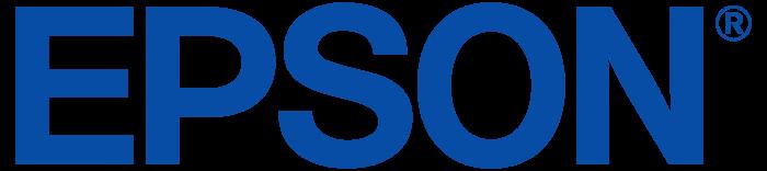 Epson logo, logotype, wordmark