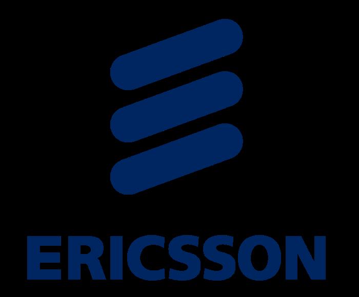 Ericsson logo, logotype