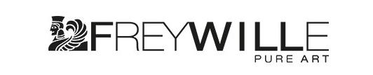 FREY WILLE logo, logotype, black
