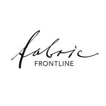 Fabric Frontline logo, logotype