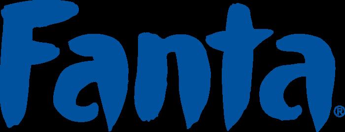 Fanta wordmark Logo 1997