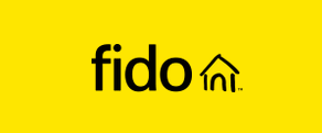Fido Solutions logotype, logo, yellow