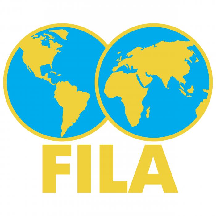 Fila globe logo