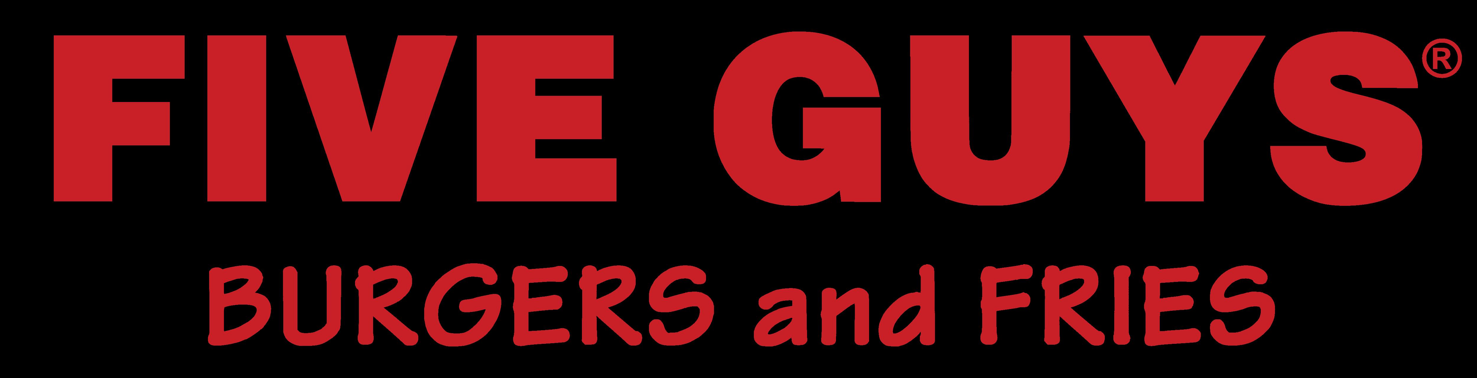 Five Guys – Logos Download