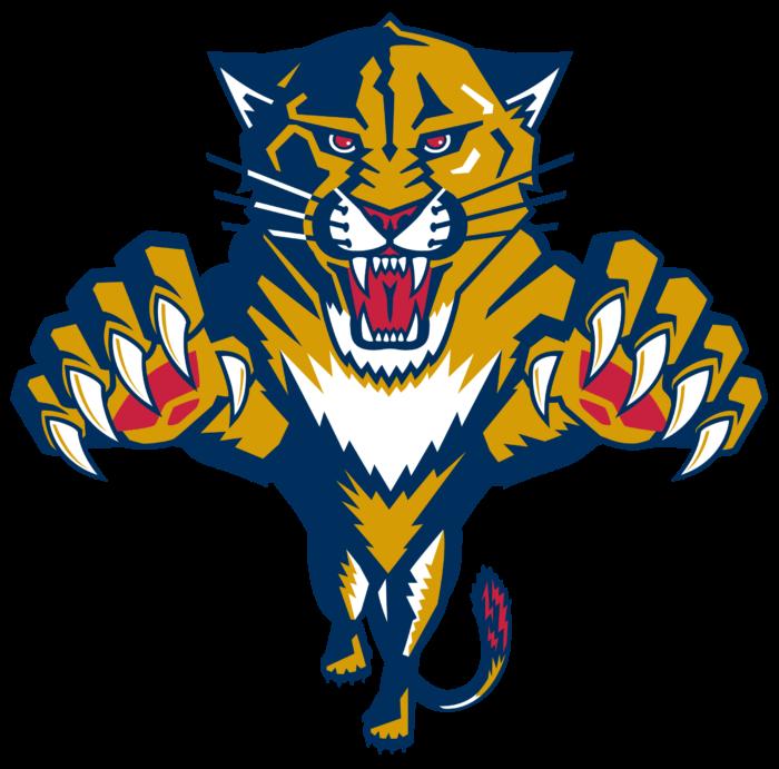 Florida Panthers logo, logotype, emblem, symbol