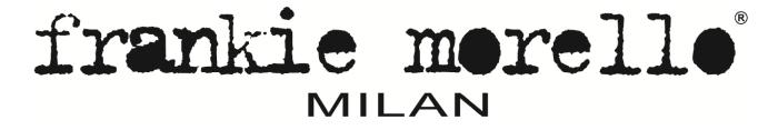 Frankie Morello logo, logotype