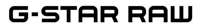 G-Star Raw logo, black