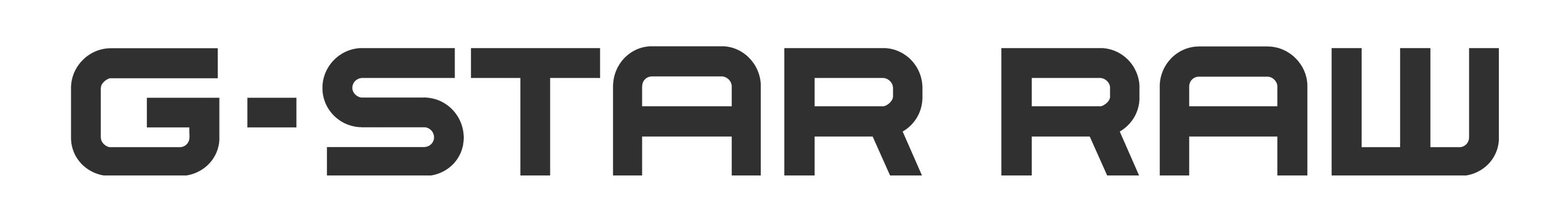 G-Star Raw logo, logotype