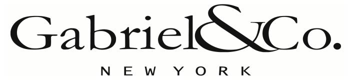 Gabriel&Co logotype, logo