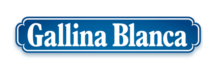 Gallina Blanca logo, logotype, emblem