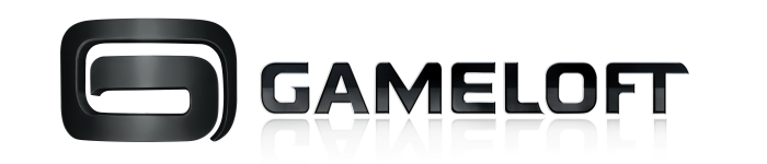 Gameloft logo, logotype, wordmark