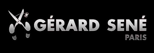 Gerard Sene logo, black