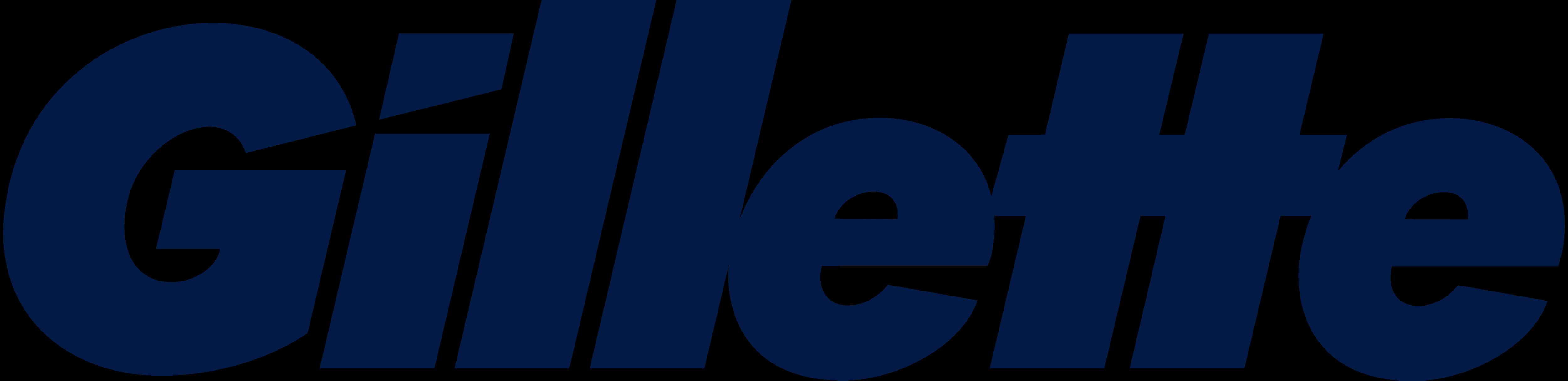 Gillette – Logos Download