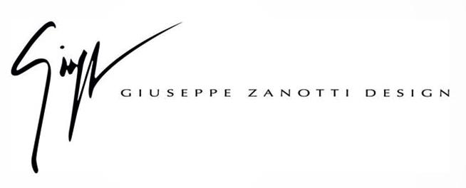 Giuseppe Zanotti Design logo, logotype, emblem