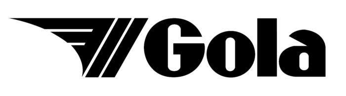 Gola logo, wordmark