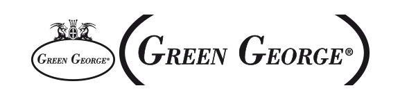 Green George logo, logotype
