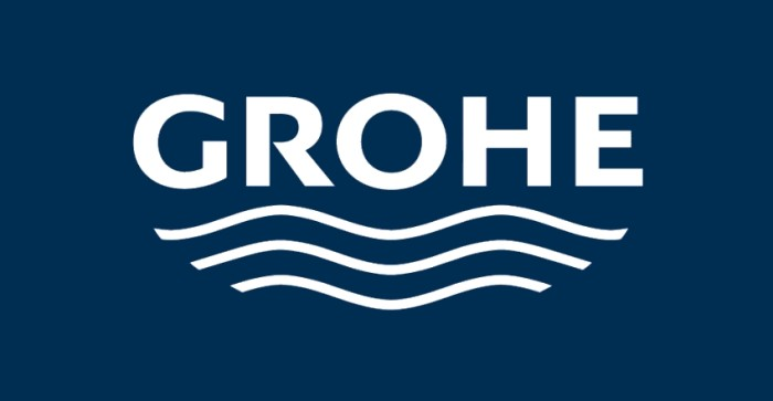 Grohe blue logo