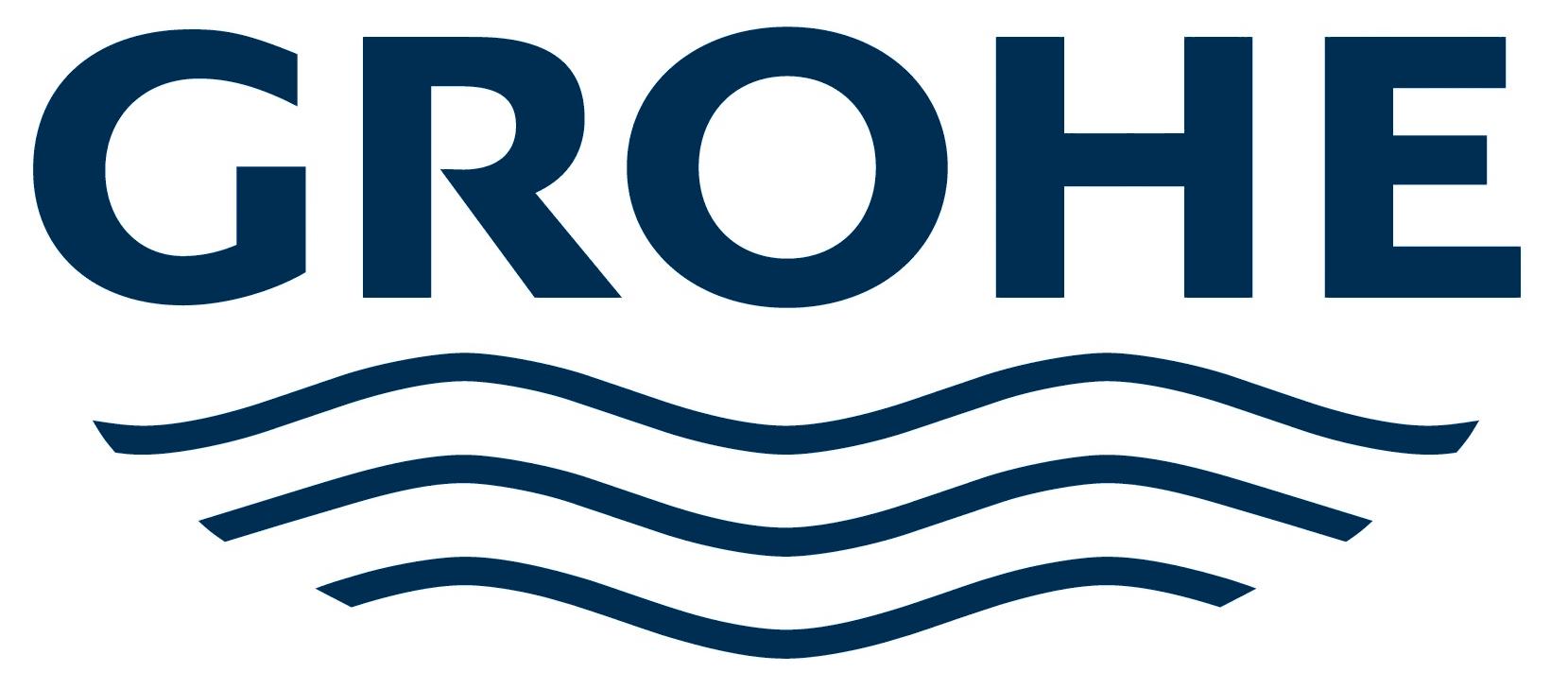 Grohe logo, logotype, emblem