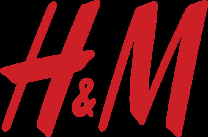 H&M logo, logotype, emblem