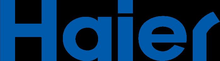 Haier logo, logotype, wordmark