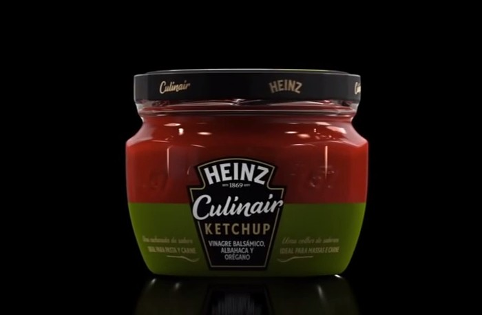 Heinz Ketchup Culinair