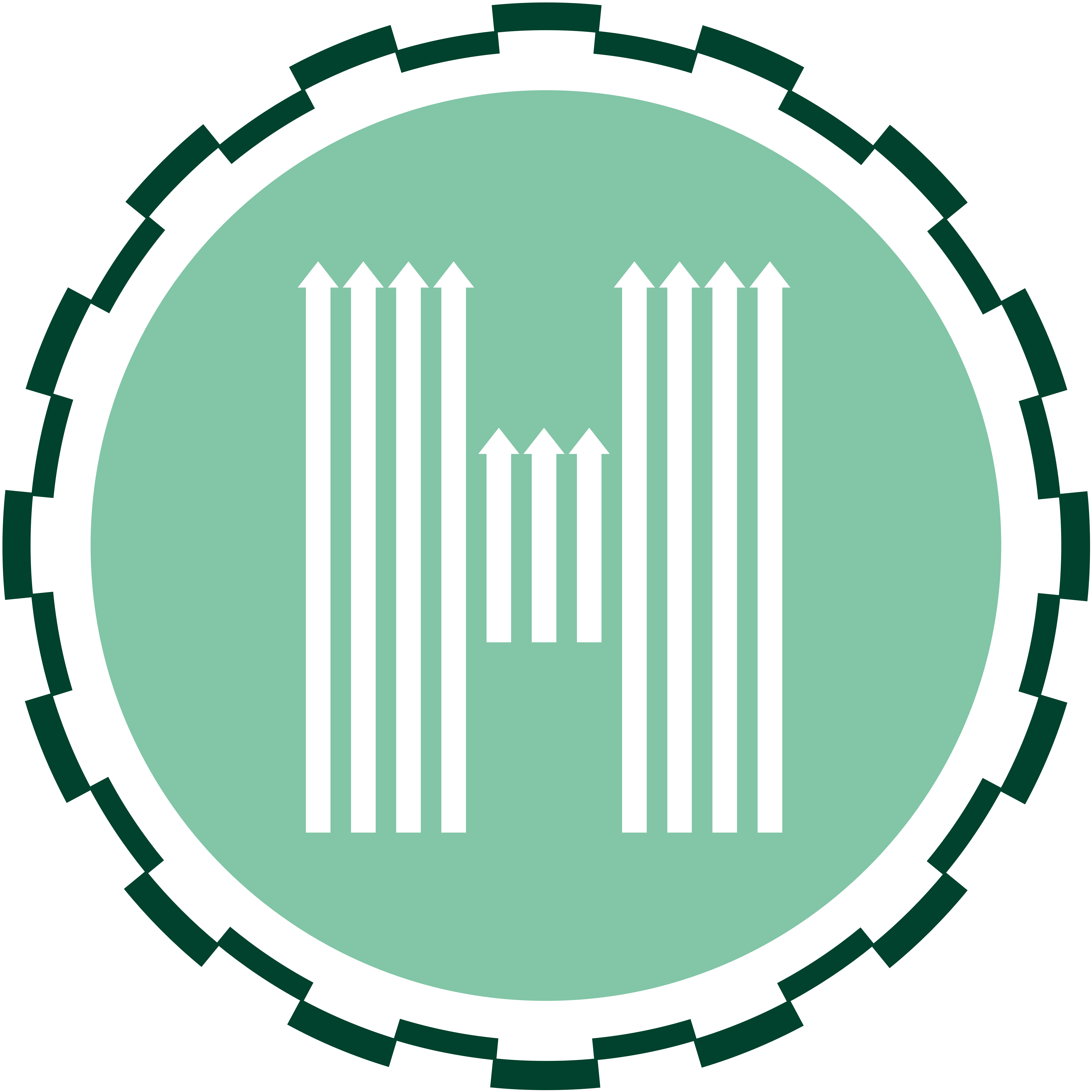 Henderson Investment logo, emblem, logotype