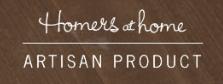 Homers At Home - Artisan Product logo