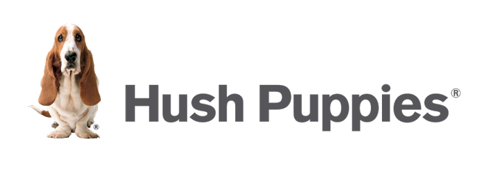 Hush Puppies logo, logotype