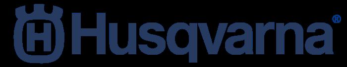 Husqvarna logo, dark blue