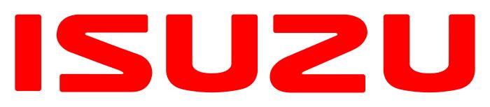 Isuzu logo, logotype