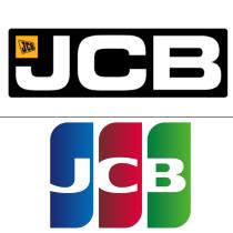 JCB logos