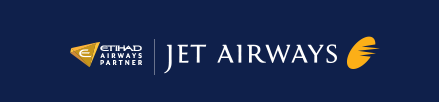 Jet Airways logotype, blue