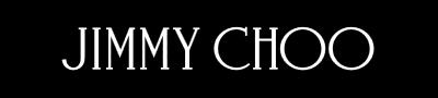 Jimmy Choo logo, black