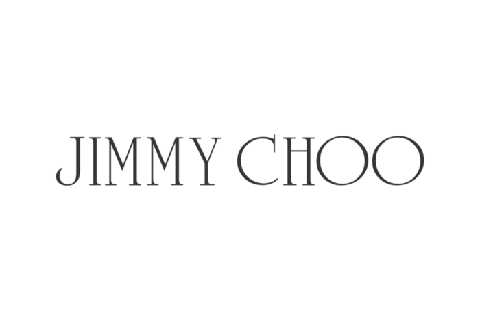 Jimmy Choo logo, wordmark, transparent