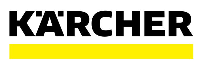 Kärcher (Karcher) logo, logotype