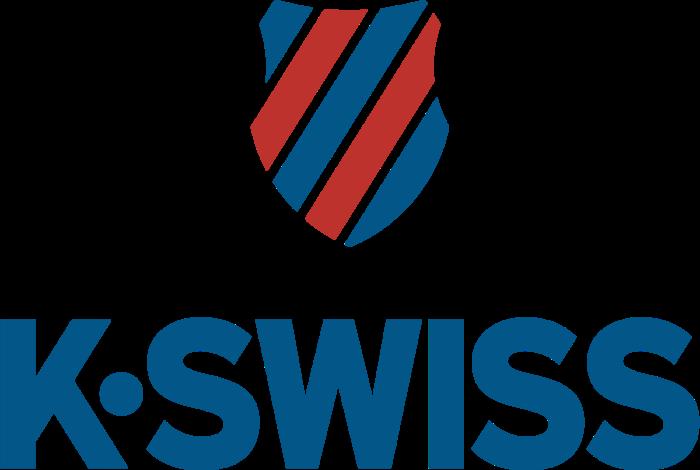 K-Swiss logo, emblem