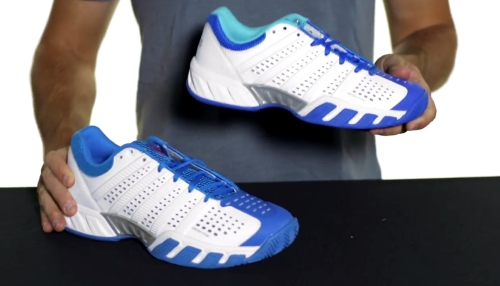 K-Swiss shoes for tennis