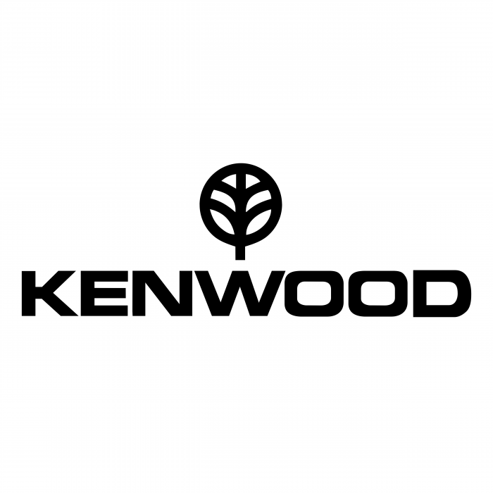 Kenwood logo black