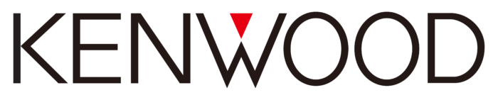 Kenwood logo, logotype, wordmark