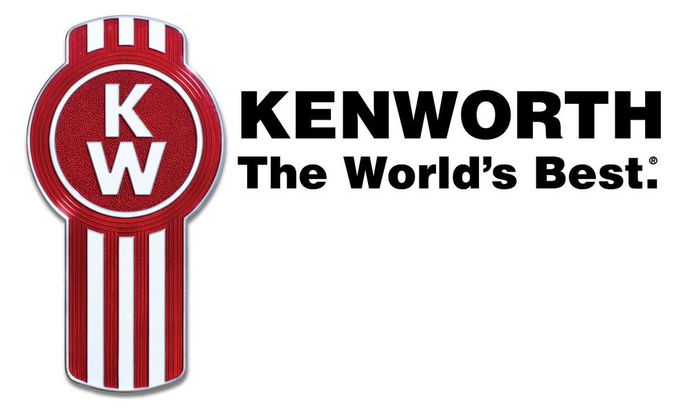 Kenworth logo, logotype, emblem