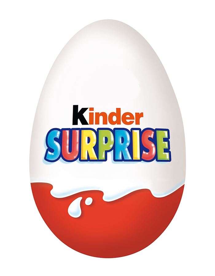 Kinder Surprise egg logo