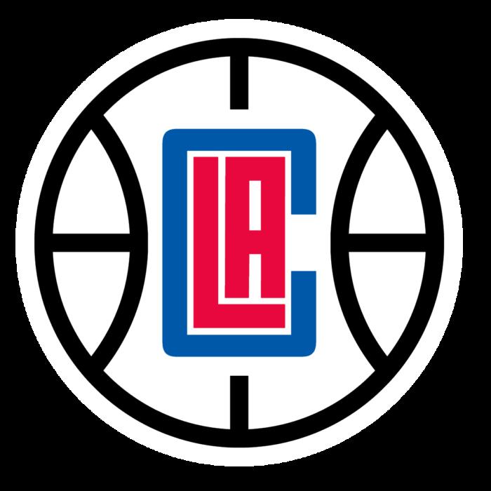 LA Clippers logo, logotype, emblem