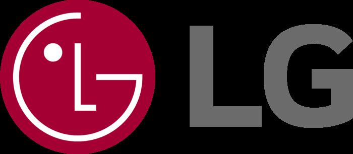 LG logo, logotype, emblem