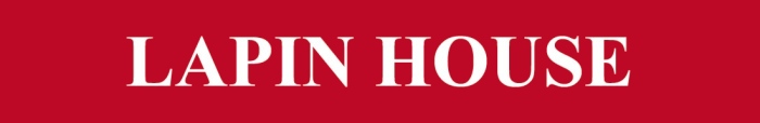 Lapin House logo, logotype